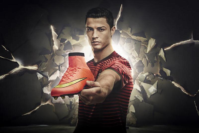 Cristiano Ronaldo, a la altura de Michael Jordan