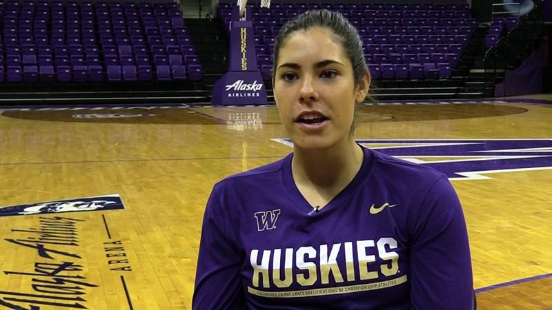 Kelsey Plum primera selección en el Draft de la WNBA