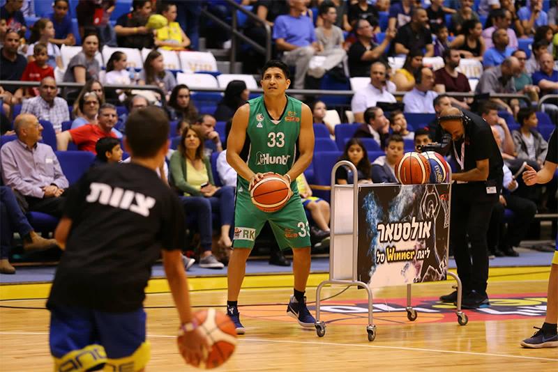 Orlando Méndez Valdez rey del triple en la Winner League FOTO 1