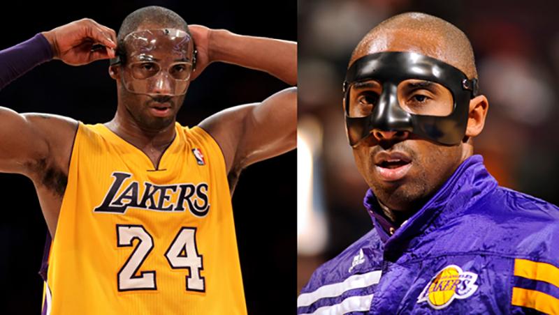 Las máscaras en el Basquet kobe