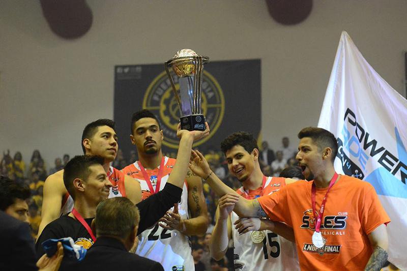 Fuerza Regia campeón de la LNBP