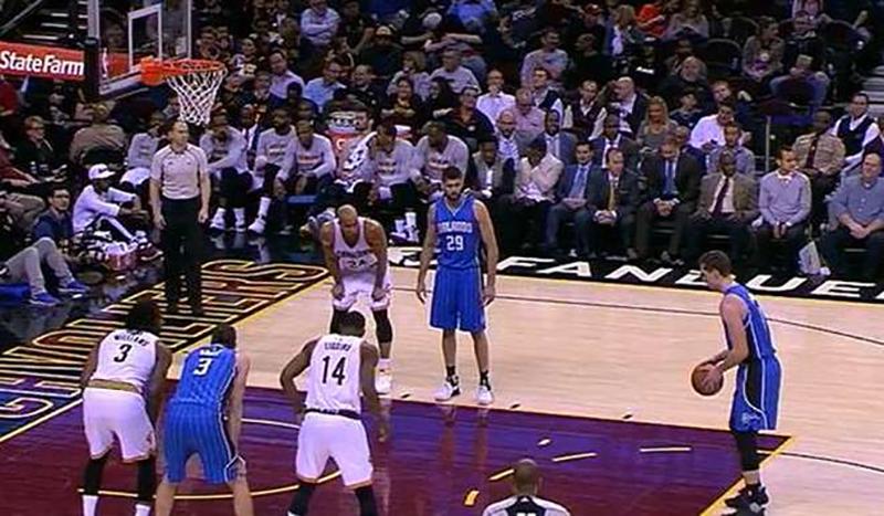Patricio Garino 12º argentino en la NBA