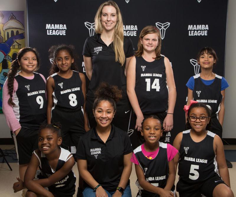 Kobe Bryant y Nike lanzan la Mamba League foto 4