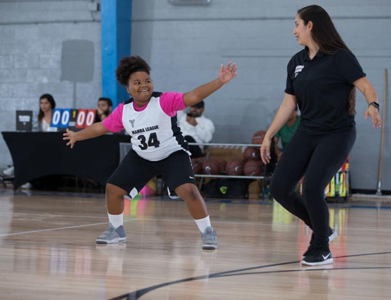 Kobe Bryant y Nike lanzan la Mamba League foto 5