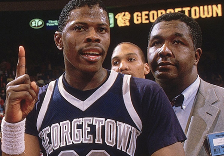 Patrick Ewing es el nuevo coach de Georgetown