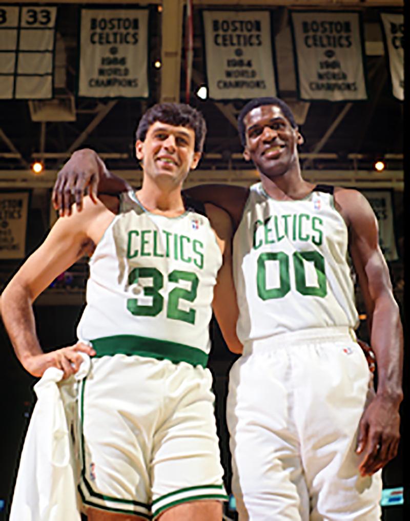 Las mejores parejas de jugadores altos en la NBA foto 5