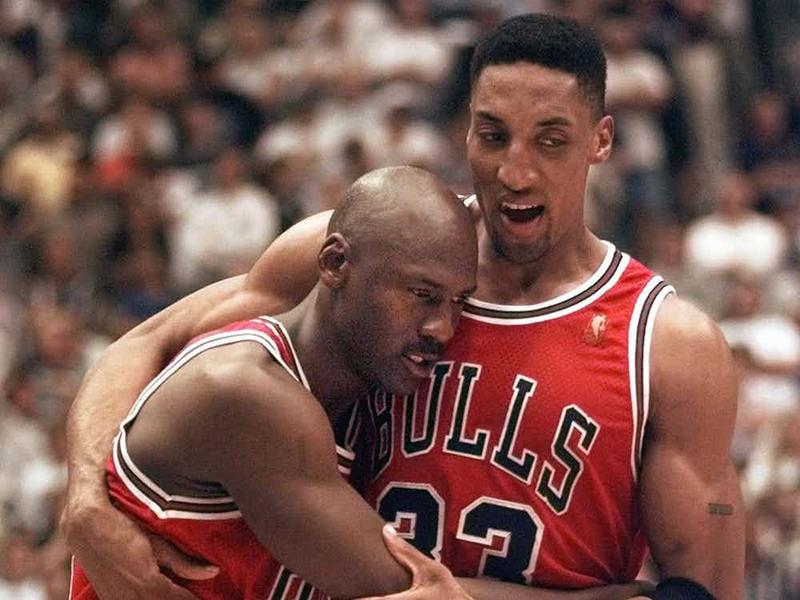 Cosas que Michael Jordan quisiera que olvidemos. Su cruda