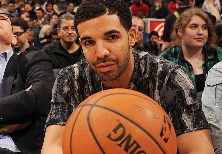 Drake será el conductor de los premios de la NBA