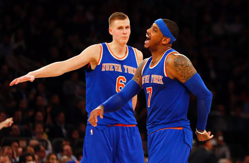Sigue la telenovela de los Knicks foto 2