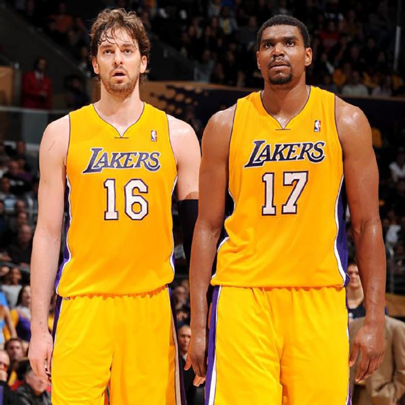 Las mejores parejas de jugadores altos en la NBA foto 2