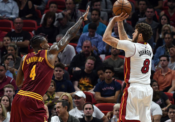 El Heat sigue con posibilidad de Playoffs