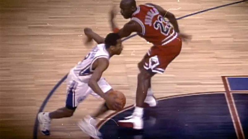 Cosas que Michael Jordan quisiera que olvidemos. el crossover de iverson