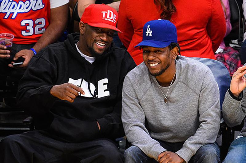 DAMN. de Kendrick Lamar será el soundtrack de Playoffs