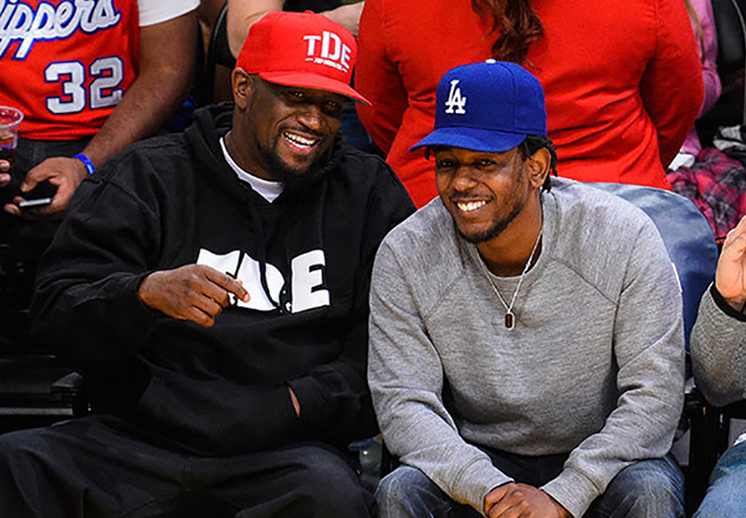 DAMN. de Kendrick Lamar será el soundtrack de Playoffs foto 2