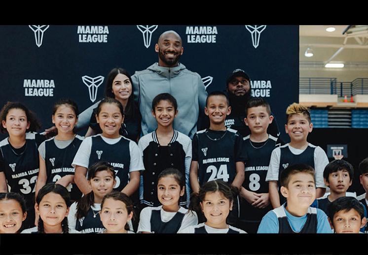 thumbnail. Kobe Bryant y Nike lanzan la Mamba League