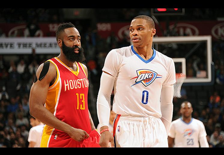 Lo siento, Russell, James Harden es el MVP real