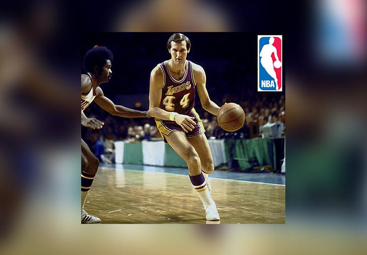 A Jerry West no le gusta ser el logo de la NBA