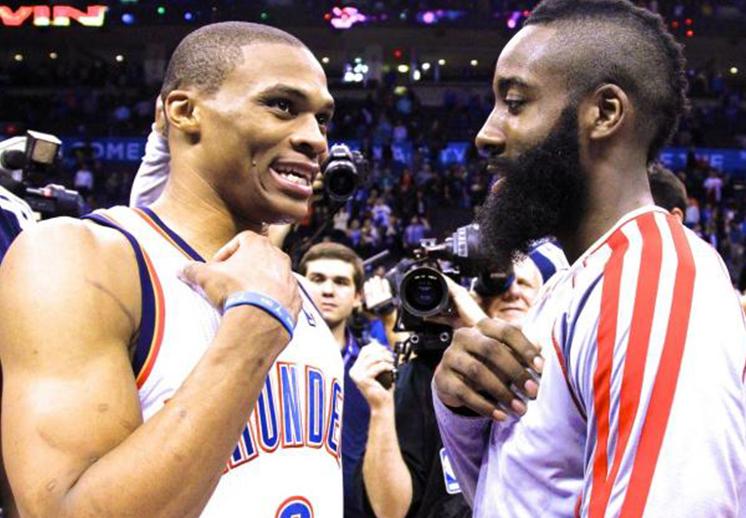 Se confirma el duelo entre OKC y Rockets en primera ronda