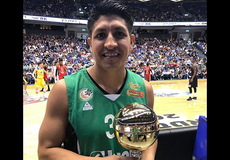 Orlando Méndez Valdez rey del triple en la Winner League FOTO 3