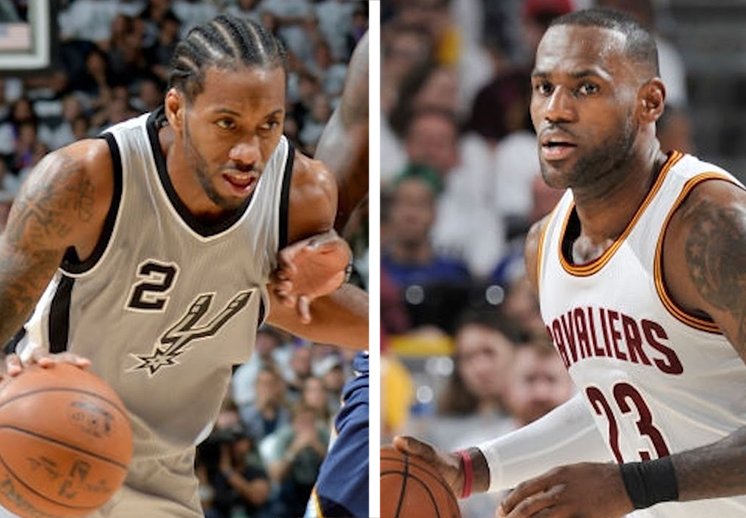 Arrancaron los Playoffs de la NBA