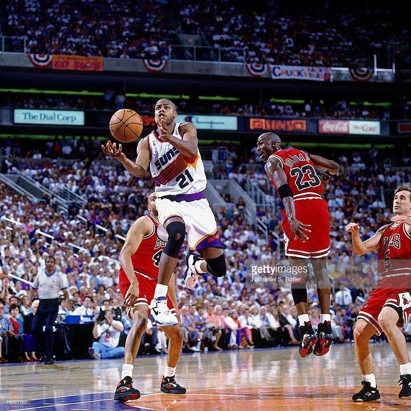 El mejor jugador en unas finales de la NBA foto 3