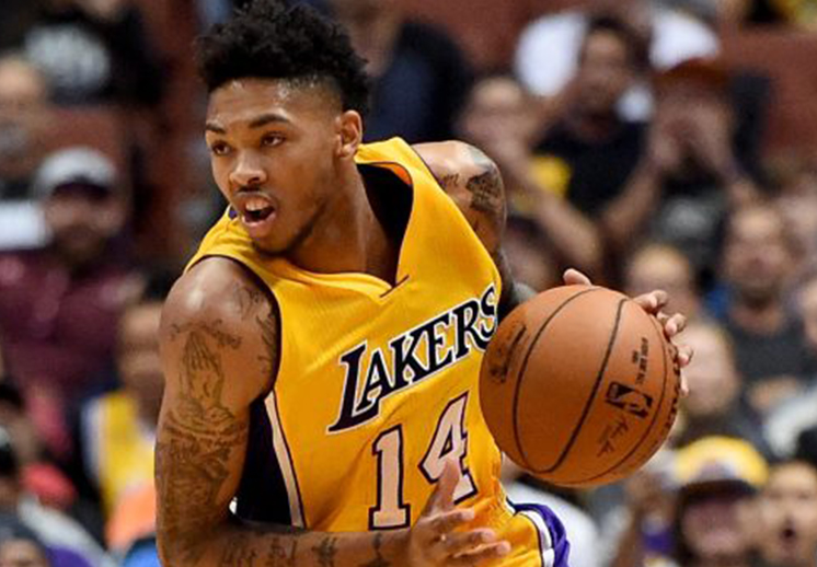 Brandon Ingram intocable en Lakers