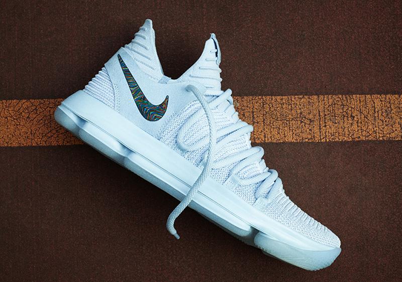 Los nuevos tenis de Kevin Durant foto 1