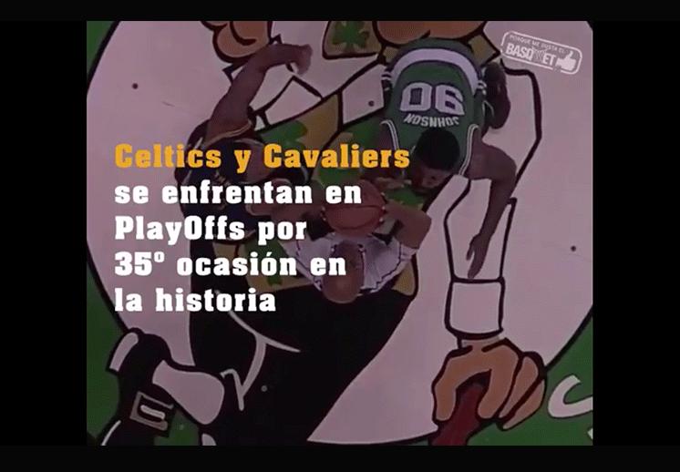 Celtics vs Cavs