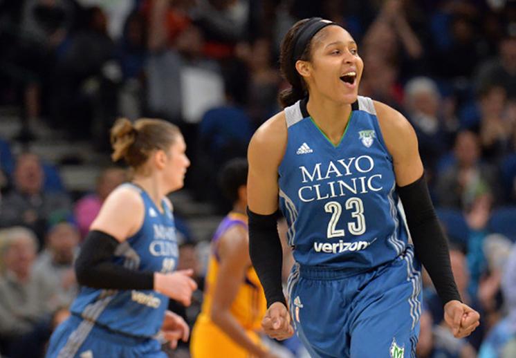 thumbnail. Las predicciones de la WNBA