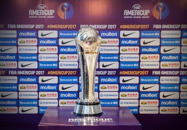 Comenzó la gira del trofeo AmeriCup 2017
