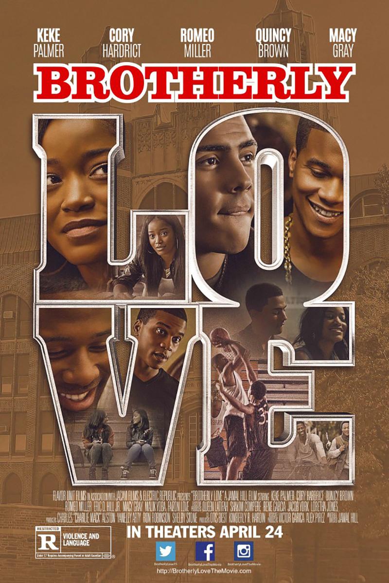brotherly-love, una de Las mejores películas de Basquet en Netflix