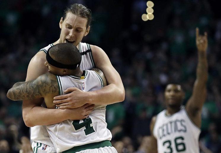 Los Celtics ganaron y se enfrentarán a los Cavs