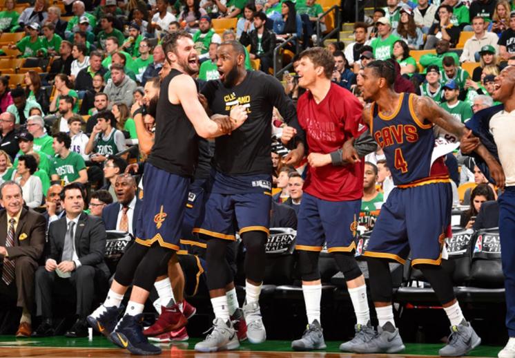 Los Cavaliers van a enfrentar a los Warriors en las Finales