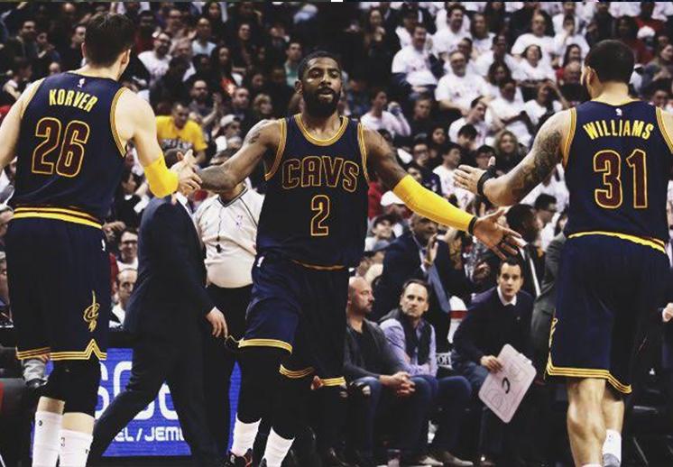 Los Cavaliers de Cleveland llegan la final del Este