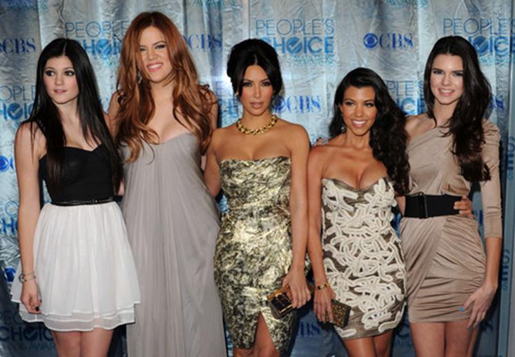 Los galanes de las Kardashian/Jenner