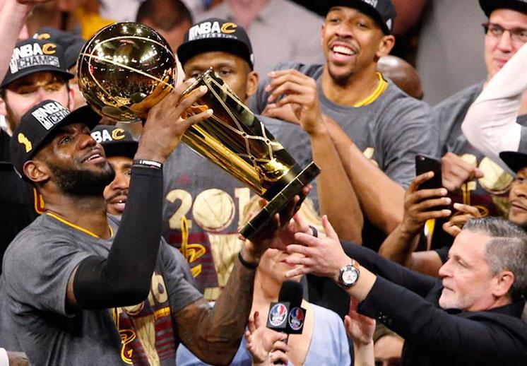 ¿LeBron James podría salvar la economía de Cleveland?