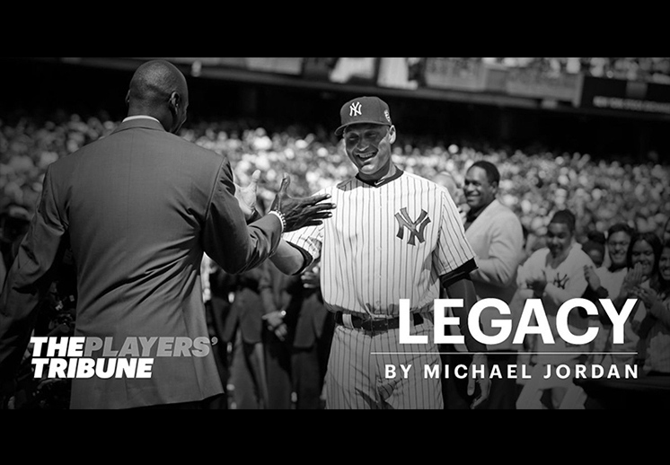 La carta de Michael Jordan a Derek Jeter