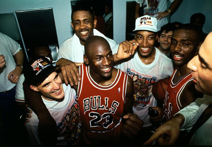 Los Bulls de Chicago y el Día de los Caídos