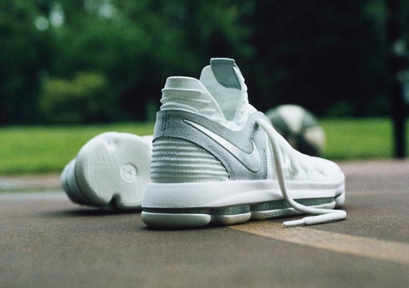 Los nuevos tenis de Kevin Durant foto 4