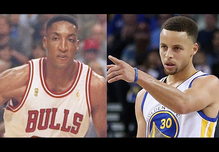 """Scottie Pippen: """"Curry no es ni el mejor de su equipo"""""""