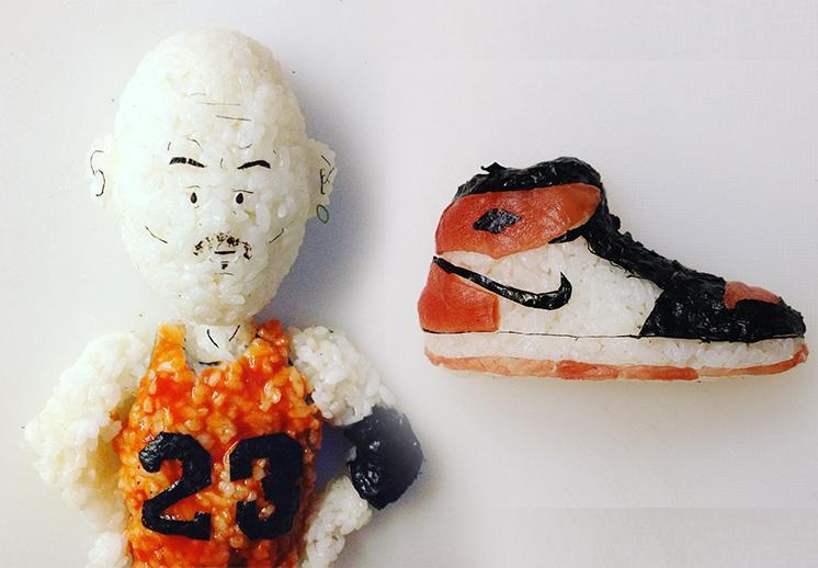 Pasión por el sushi y el basquetbol