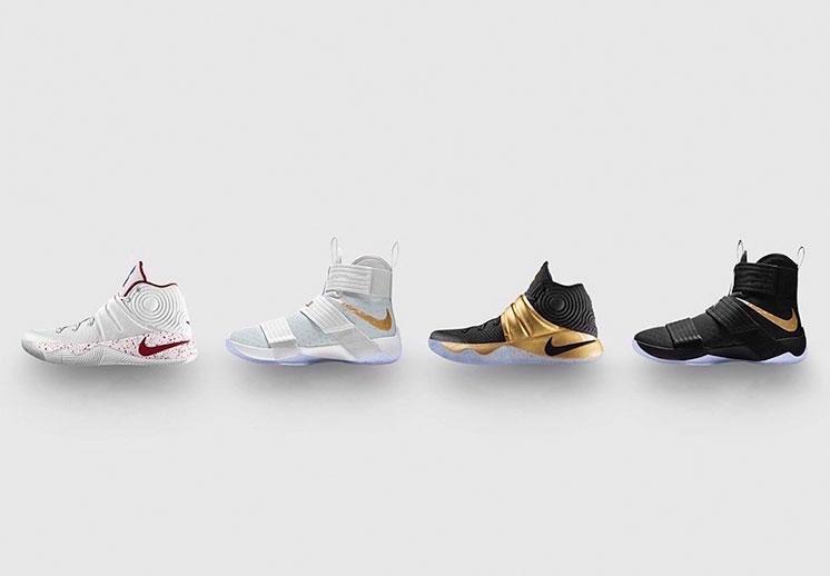 LeBron James y Kyrie Irving: los que más sneakers venden