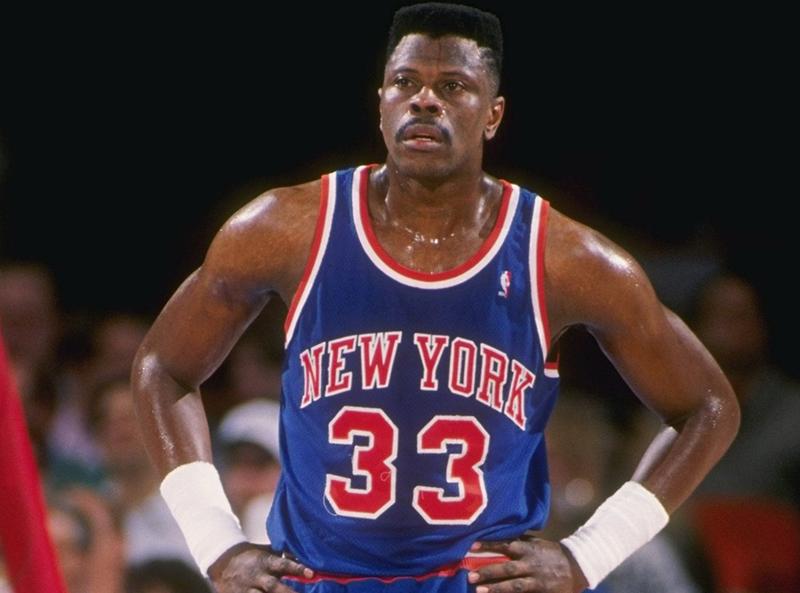 Patrick Ewing el hombre al que le faltó suerte 3