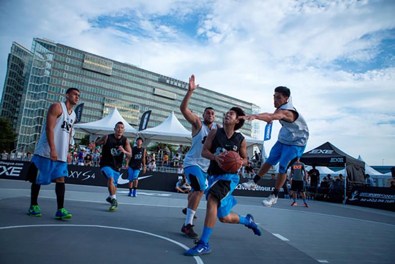 El basquet 3x3 puede ser parte de los JJ.OO. de Tokio 2020