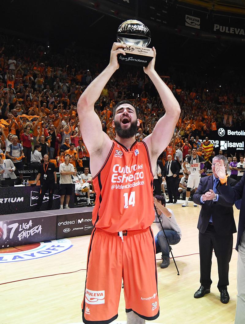 El Valencia es campeón de la Liga Endesa foto 4