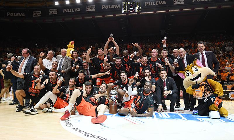 El Valencia es campeón de la Liga Endesa foto 2