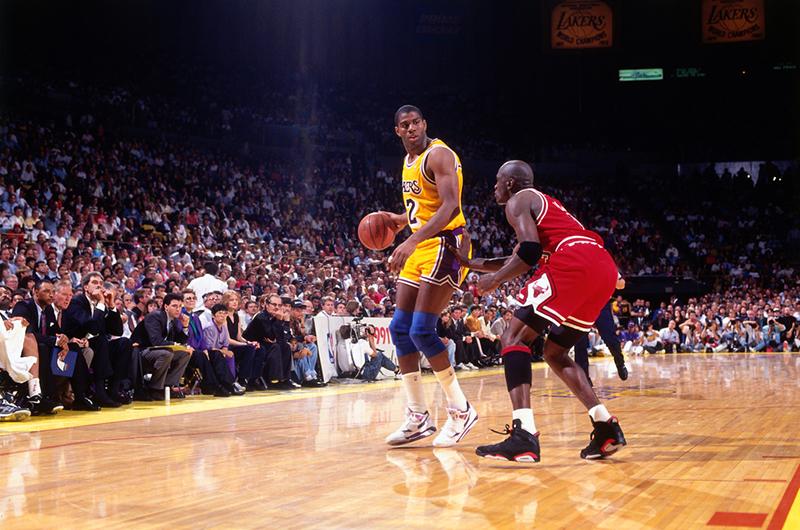 Cuando C.Hodges le pidió a Jordan y a Magic boicotear las finales NBA 2