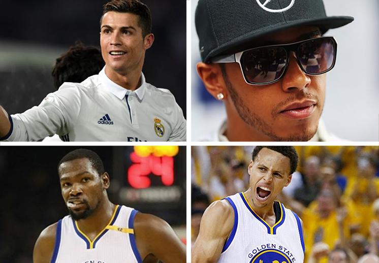 Los atletas mejor pagados del 2017 por viva basquet