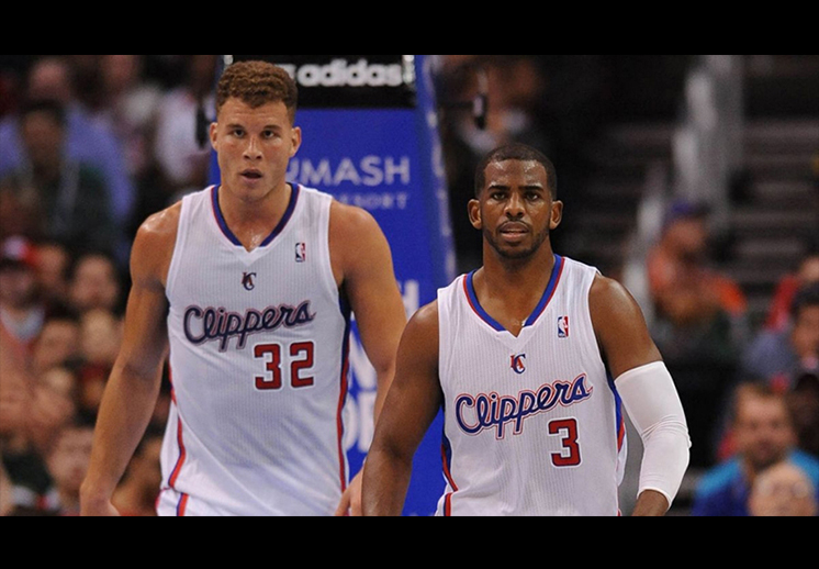 Chris Paul y Blake Griffin están a un paso de salir de los Clippers
