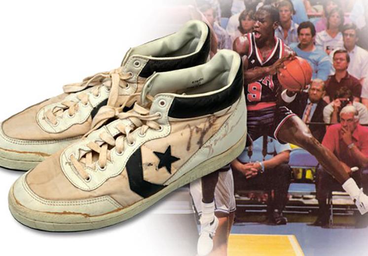 Los sneakers de Jordan se vendieron en $190 mil dólares foto 2